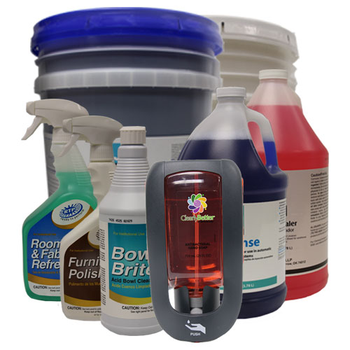 Other Cleaning Products