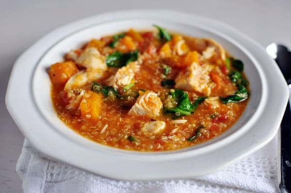 Quinoa-Stew