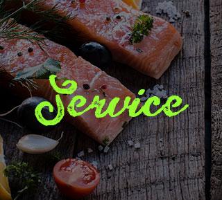 Seafood Service
