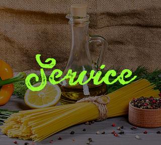 Dry Goods Service