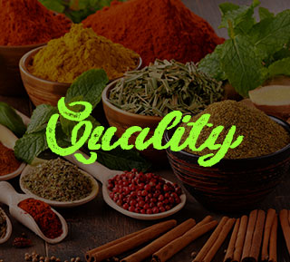 spices Quality