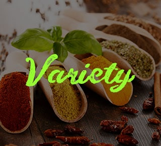 spices Variety