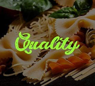 pasta quality