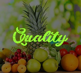 Your One Stop For Fresh Produce, Bread, Dairy, Eggs, Seafood